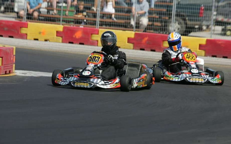 Le Monaco de Trois-Rivieres host the grand finale of the Championship of Eastern Canada Karting! (ECKC) picture #1