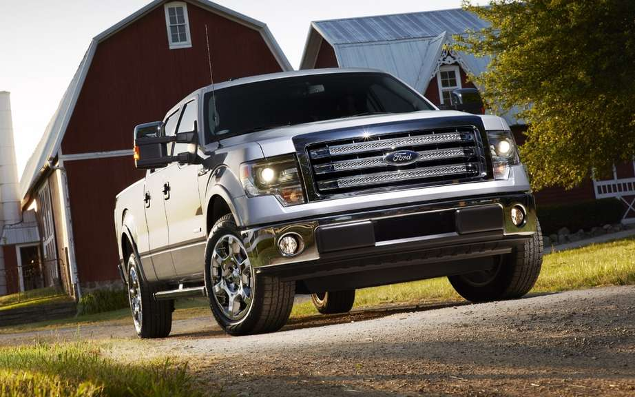 Ford F-150 2013: more generous picture #5