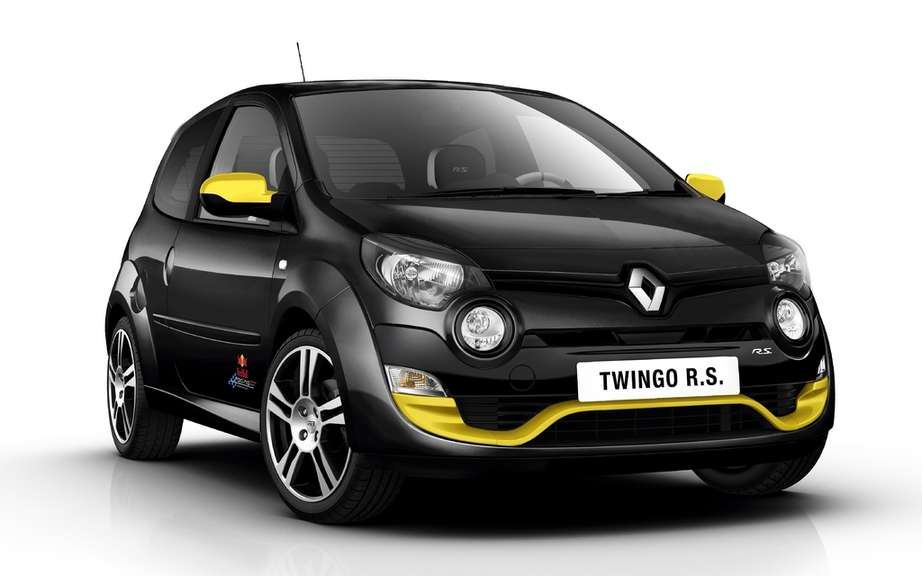 Renault Twingo RS Red Bull Racing RB7: a tribute to the sportsmanship and performance picture #1