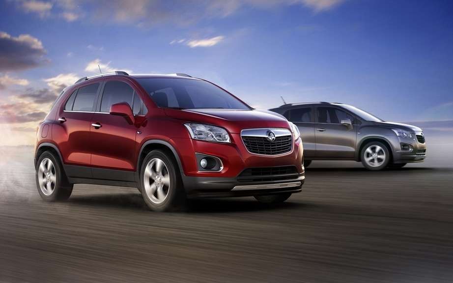 Buick Encore: four clones already developing picture #7