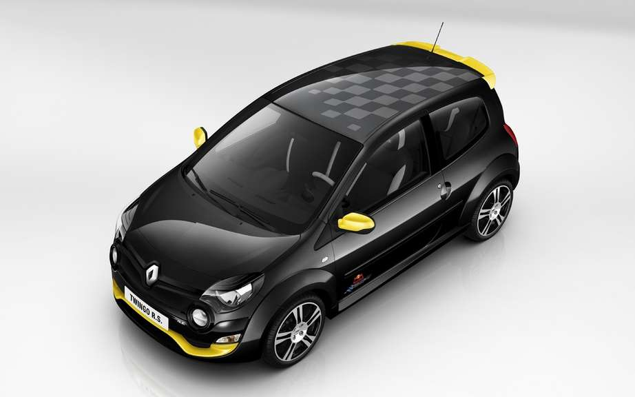 Renault Twingo RS Red Bull Racing RB7: a tribute to the sportsmanship and performance picture #2