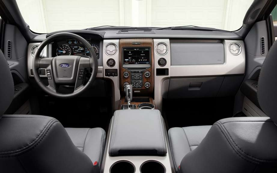 Ford F-150 2013: more generous picture #7
