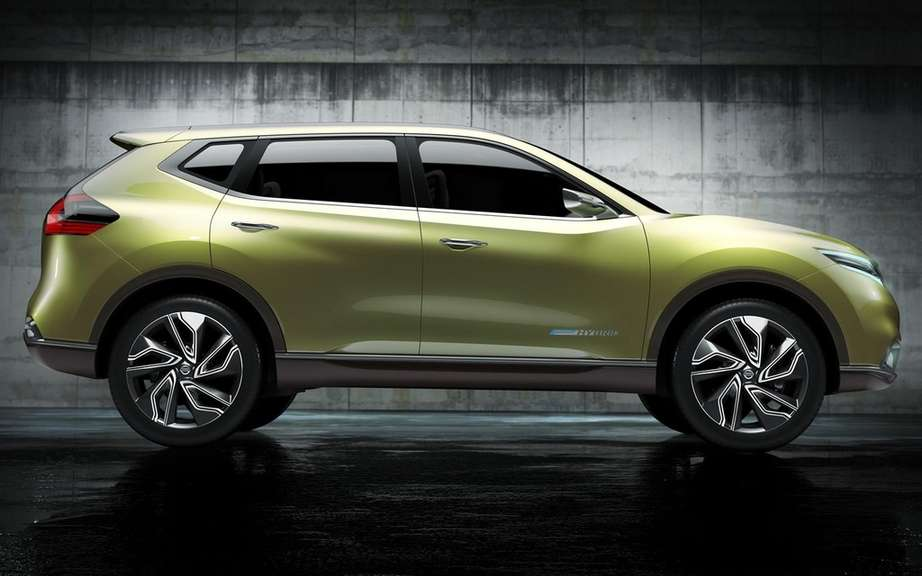 Nissan Rogue 2013: have a little patience!