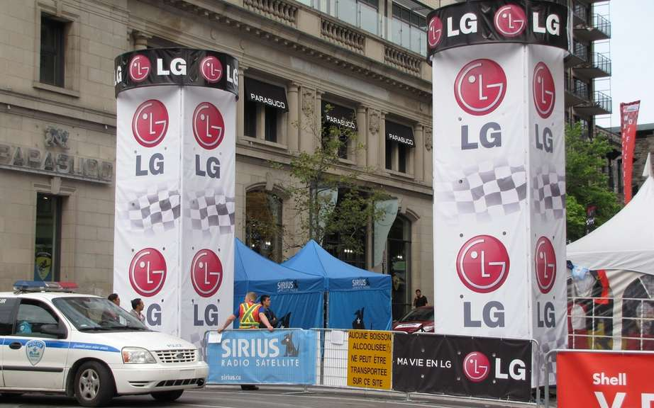 The LG Crescent Street Grand Prix Festival is ready to end its 13th edition