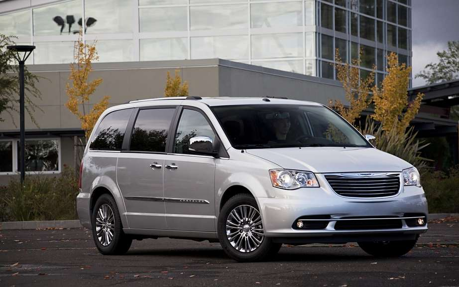 Chrysler Town and Country: it will change vocation
