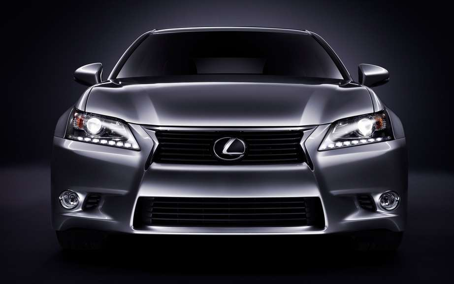 Lexus GS dream to offer a cut in 2013