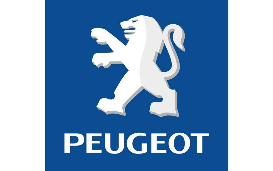 Peugeot reinvented its naming policy around the central 0