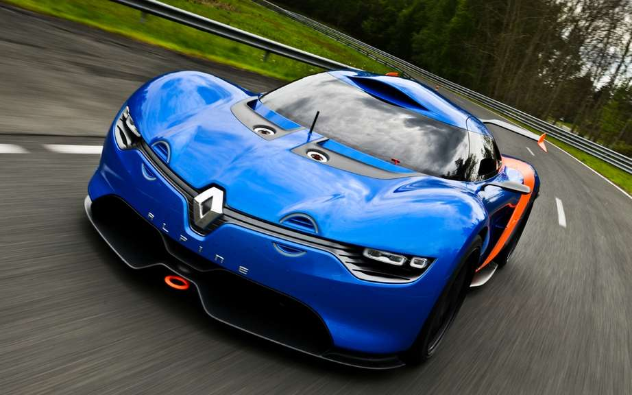 Renault Alpine A110-50 Concept: unveiled in Monaco