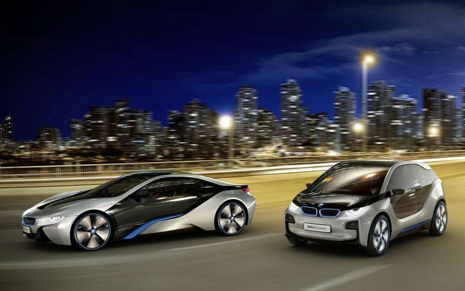 BMW i: a new concept of mobility BMW signed