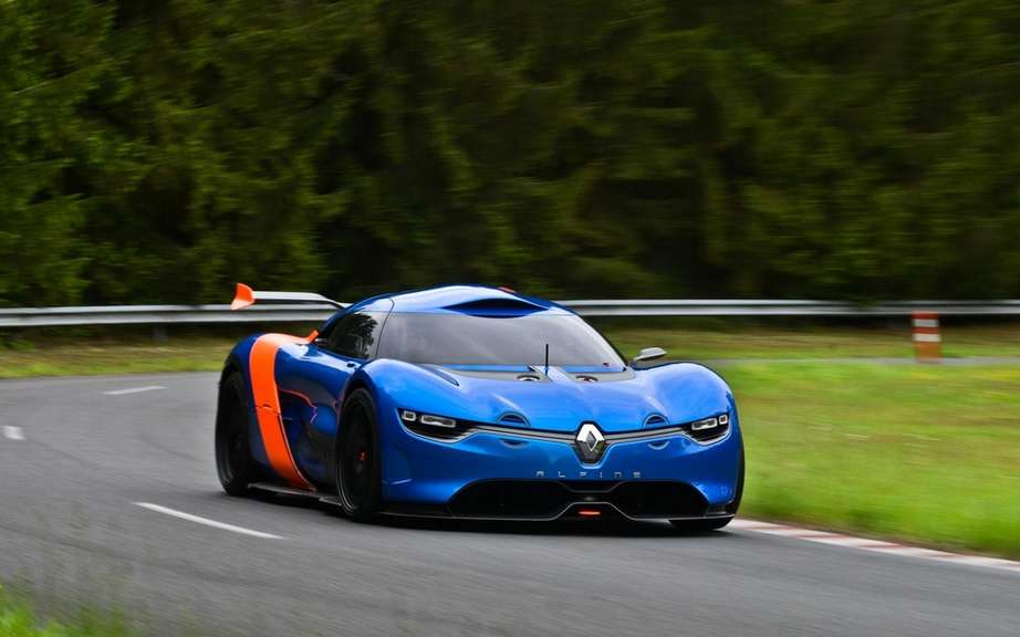 Renault Alpine A110-50 Concept: unveiled in Monaco picture #2