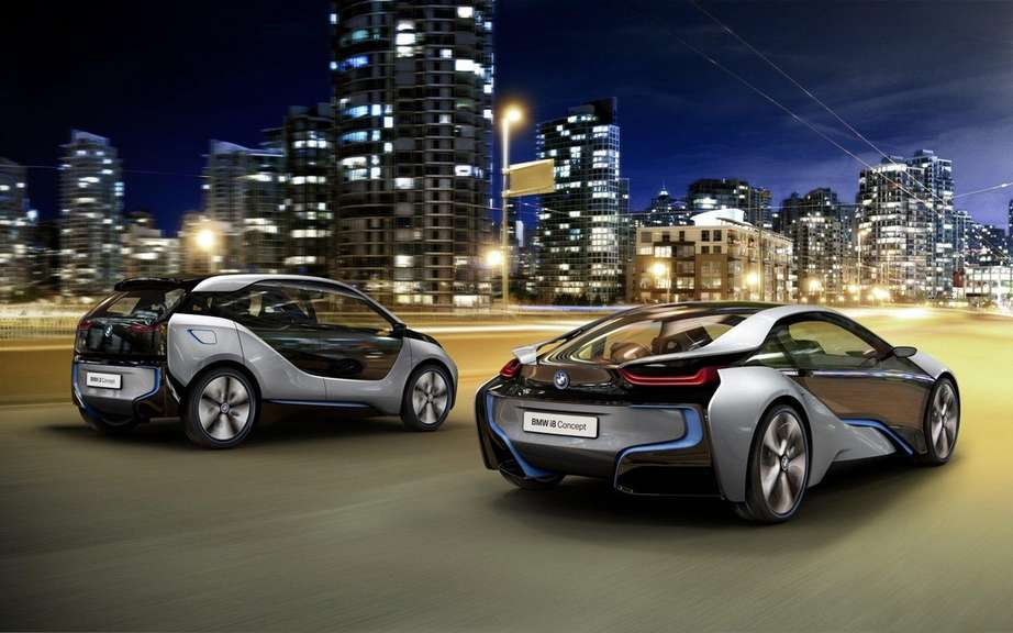 BMW i: a new concept of mobility BMW signed picture #2