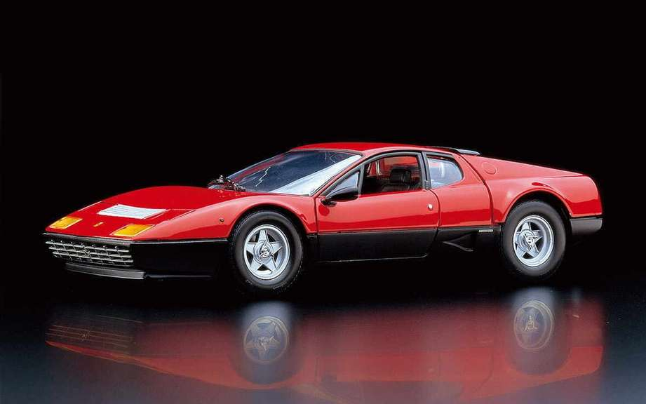 Ferrari SP12 EC: the only car in the world Eric Clapton picture #4