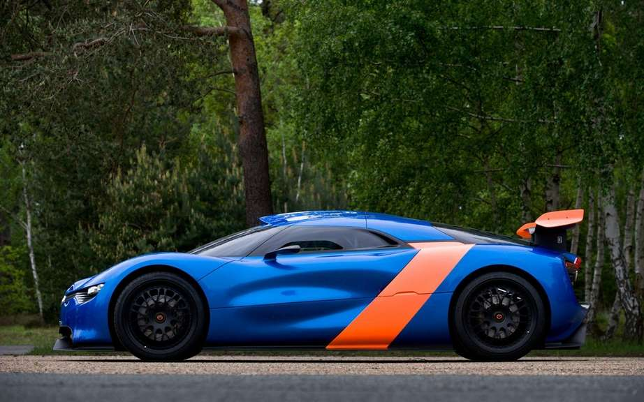 Renault Alpine A110-50 Concept: unveiled in Monaco picture #4