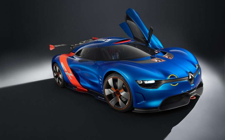 Renault Alpine A110-50 Concept: unveiled in Monaco picture #5