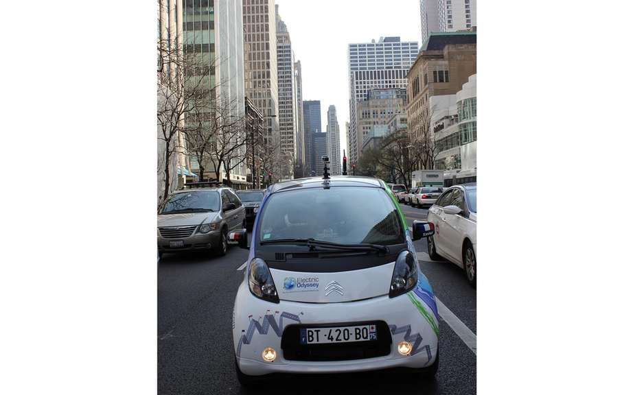 Citroen and Odyssee electric sights on Japan! picture #6