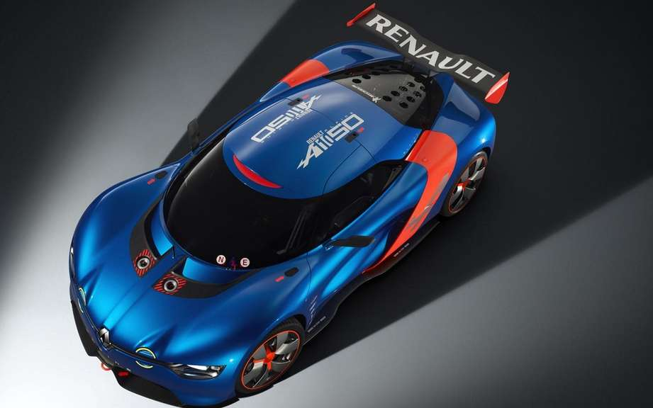 Renault Alpine A110-50 Concept: unveiled in Monaco picture #6