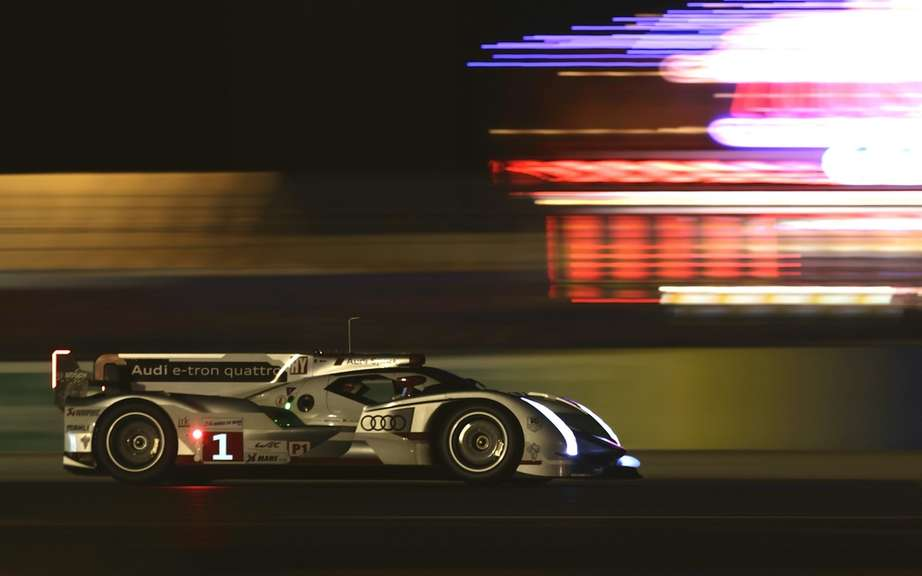 First victory of a hybrid car in the 24 Hours of Le Mans?