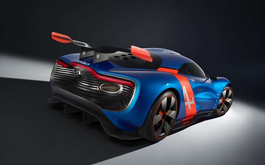 Renault Alpine A110-50 Concept: unveiled in Monaco picture #7