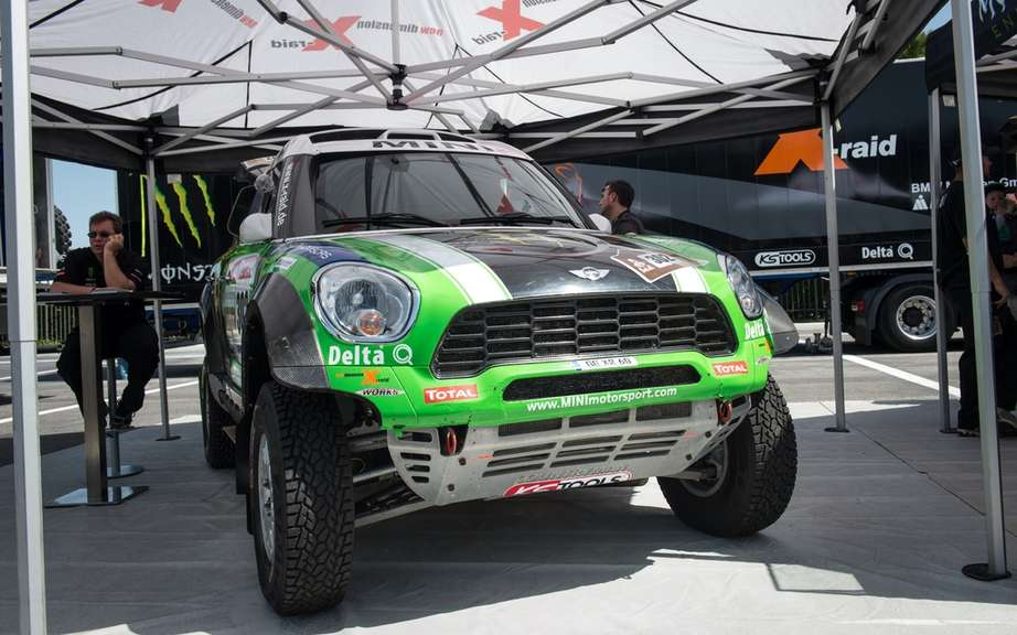 Mini United 2012: a weekend for fans of the brand picture #7