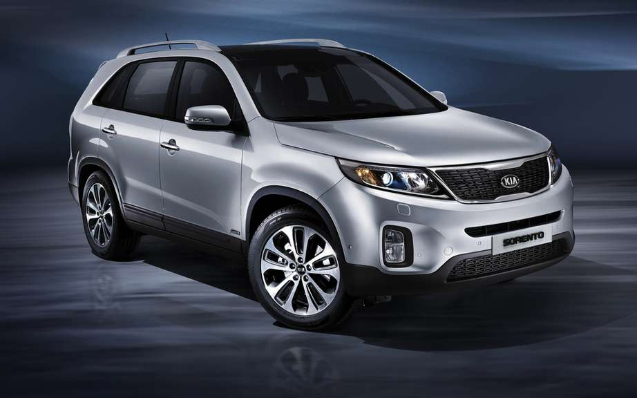 Kia Sorento 2013: Major improvements picture #1