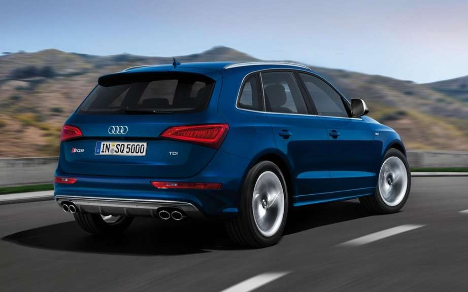Audi SQ5 TDI: unveiled at Le Mans 24 Hours picture #2