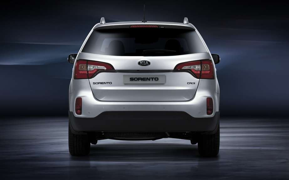 Kia Sorento 2013: Major improvements picture #3