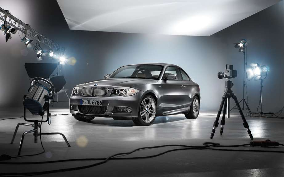 BMW 135is: reserved for the North American market picture #1
