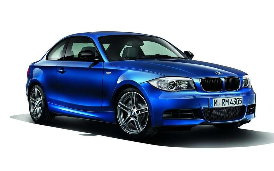 BMW 135is: reserved for the North American market picture #2