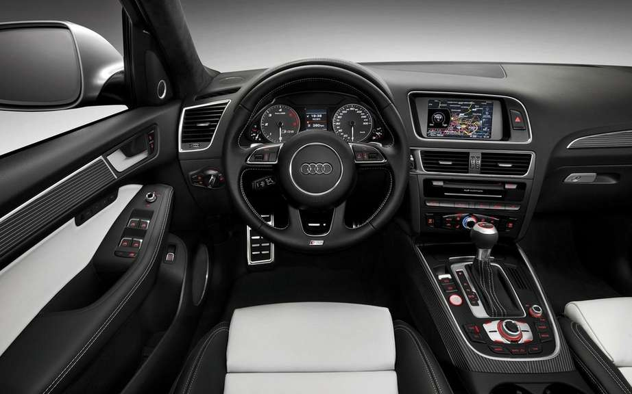 Audi SQ5 TDI: unveiled at Le Mans 24 Hours picture #6