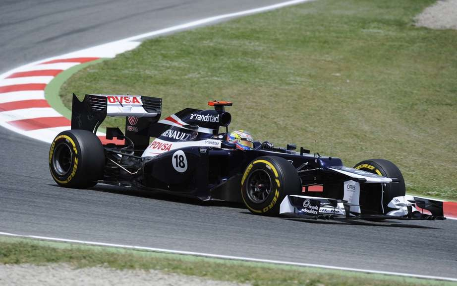 Maldonado surprise winner of the Grand Prix of Spain F1 picture #1