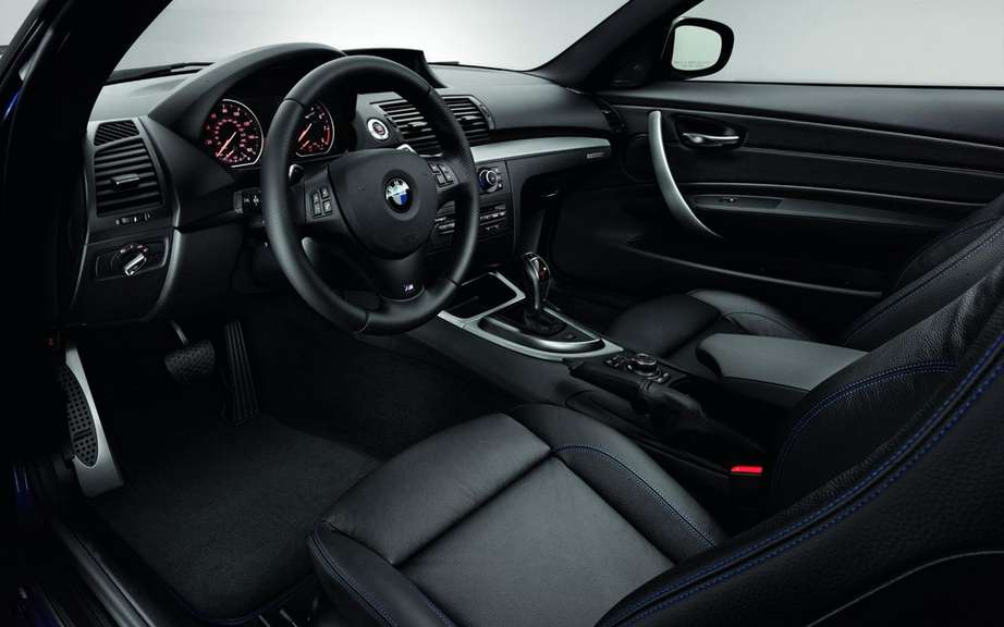 BMW 135is: reserved for the North American market picture #9