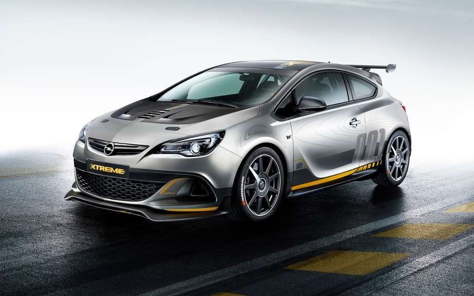 Opel Ampera: it is necessary to head ranking Rally Monte Carlo