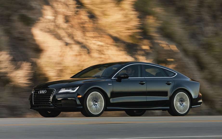 Audi continues to rise among our southern neighbors