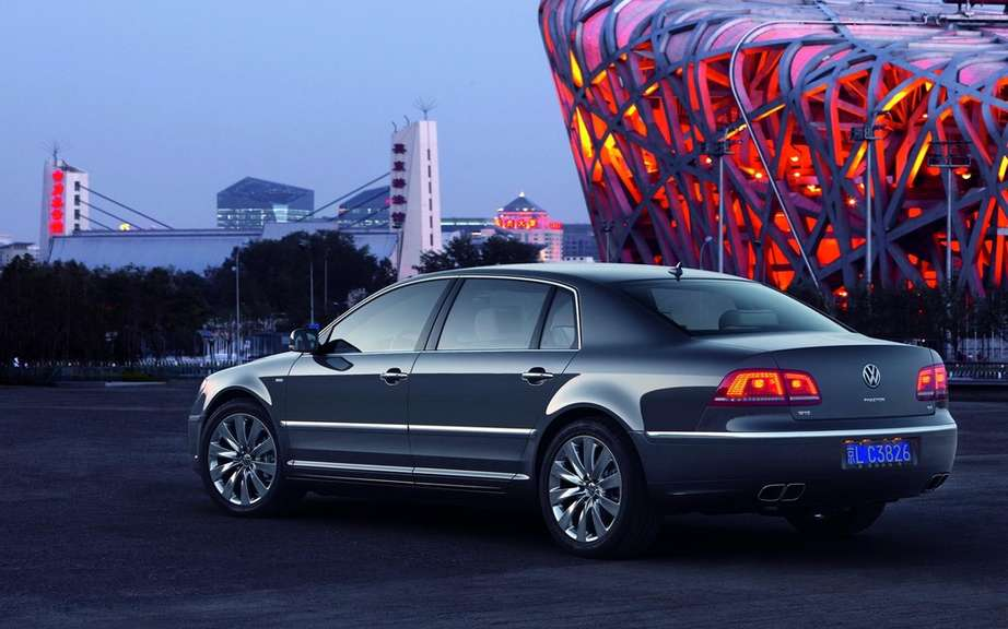 Volkswagen Phaeton: saved by China picture #3