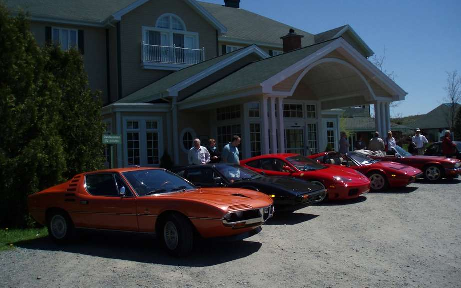 Italian rally in the Laurentians Saturday, May 19, 2012 picture #2