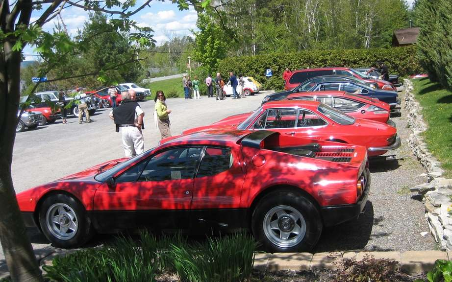 Italian rally in the Laurentians Saturday, May 19, 2012 picture #3
