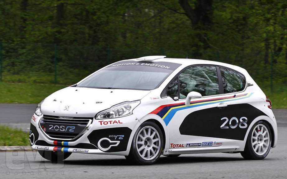 Peugeot 208 R2: Re-Generation Sports picture #1