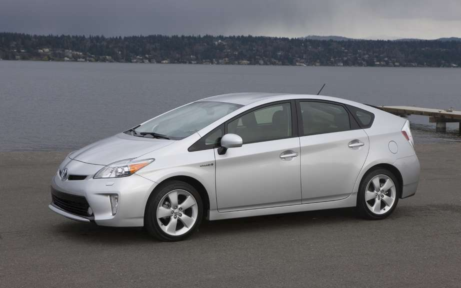 Toyota dream always produce its Prius in America