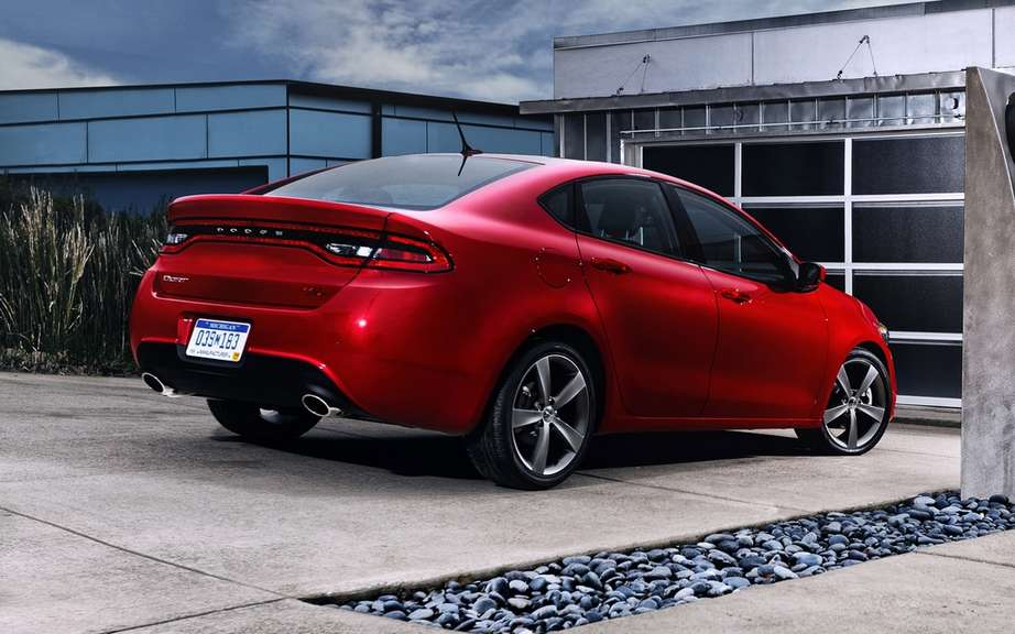 2013 Dodge Dart: prices Ads picture #3