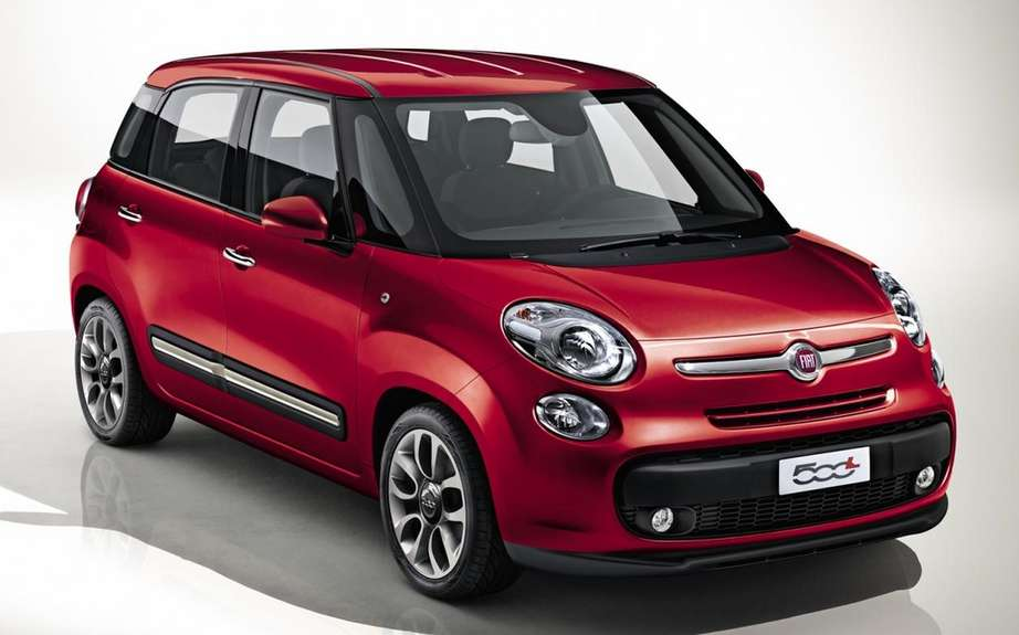 Fiat 500L: An approach to design Fiat