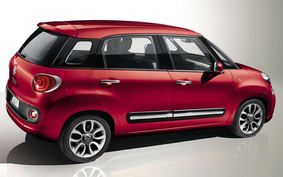 Fiat 500L: An approach to design Fiat picture #2