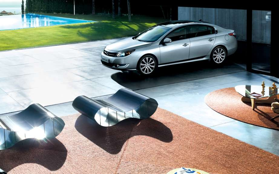 Renault Samsung SM5 Eco-Impression: a return to 1073 km without refueling