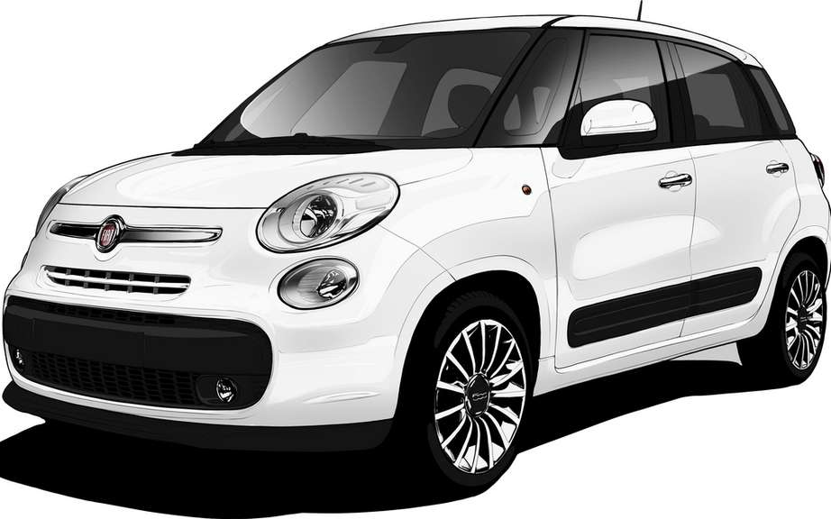 Fiat 500L: An approach to design Fiat picture #4