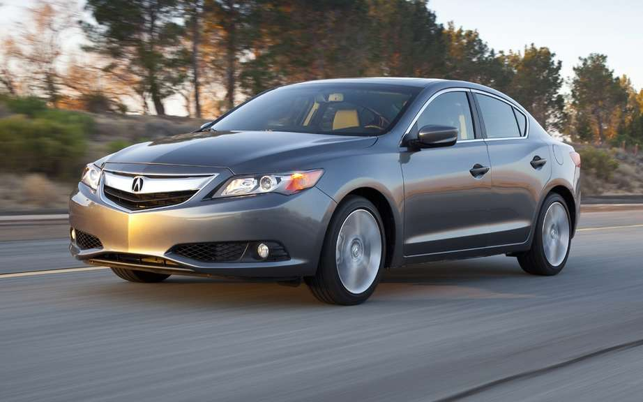 2013 Acura ILX: from $ 27,790 in Canada