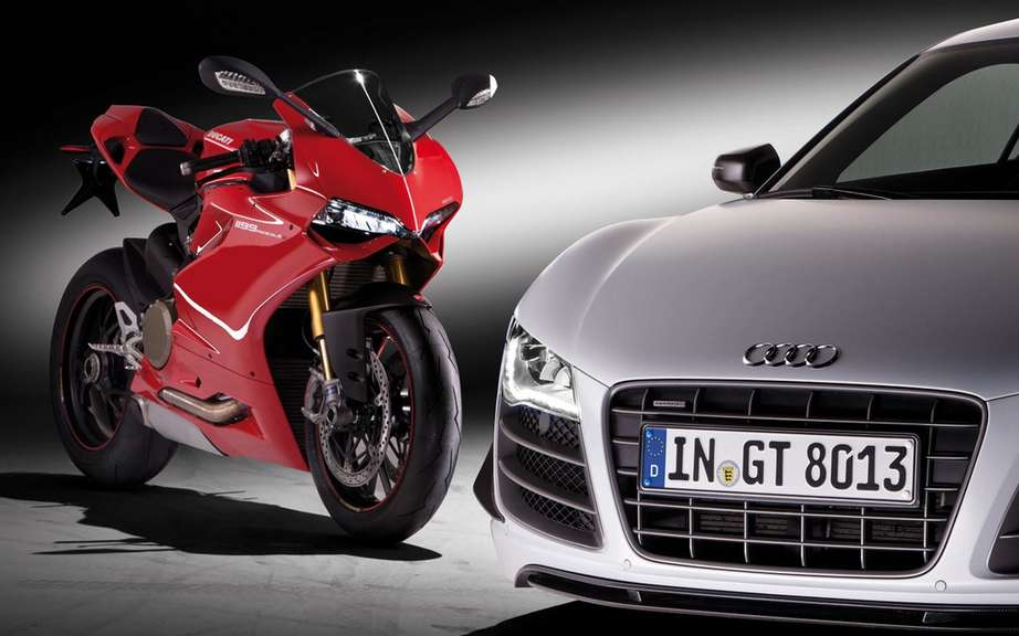 Audi bought Ducati: a beautiful gift for Ferdinand Piech