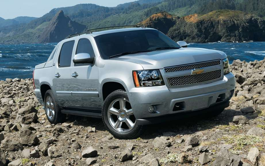 Chevrolet Avalanche Black Diamond 2013: Announced at the end!