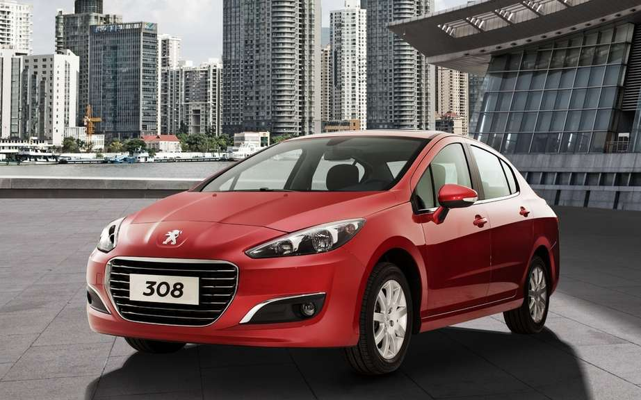 Peugeot launched the 308 in Brazil: internationalization, upmarket and Flex Fuel system unreleased picture #1