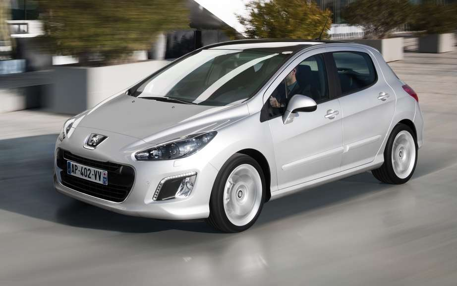 Peugeot launched the 308 in Brazil: internationalization, upmarket and Flex Fuel system unreleased picture #3