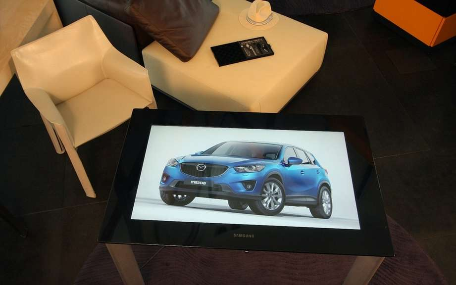 Mazda France and Microsoft Unveil a dedicated virtual showroom to model CX-5 picture #6