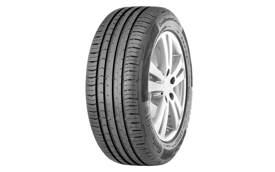 Continental presents its tires ContiPremiumContact5